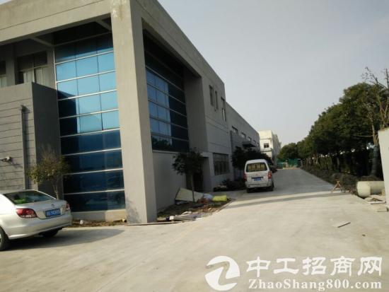 园区独栋单层标准厂房出租2500平米