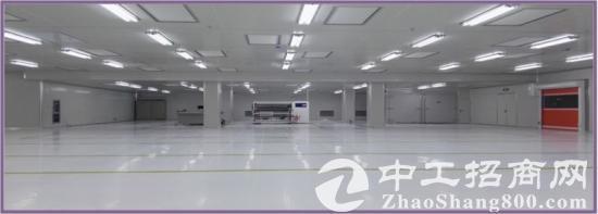 昆山高新区正仪精装修二楼厂房出租2400平米