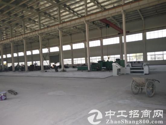 苏州园区独栋单层行车厂房4800平米
