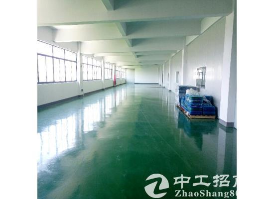 全新精装修二楼厂房1000平米16元低价出租-可分租