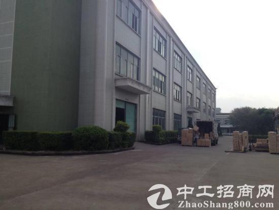 东莞黄江临深片区24200平米厂房出售