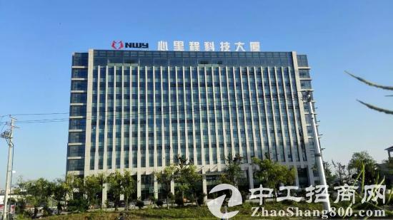 (蚌埠)心里程高新产业园,市中心超值厂房,欲租从速!
