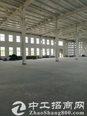 周市独栋一楼标准新厂房1500-8000平米