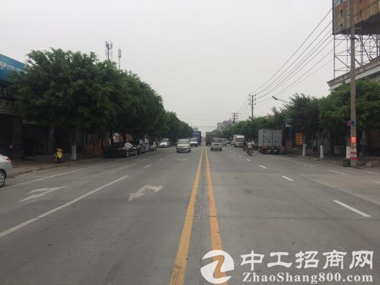 大岑商业街30米路边4000方厂房出售-图2