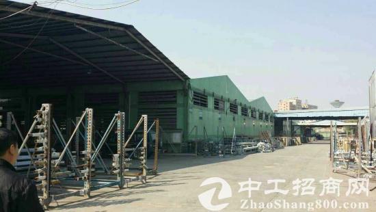 龙岗 单一层9米高钢构6300平方 大小可分租