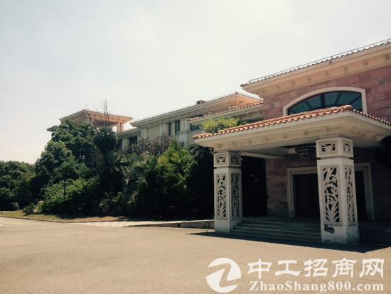 佘山欢乐谷25亩依山傍水办公度假别墅出售
