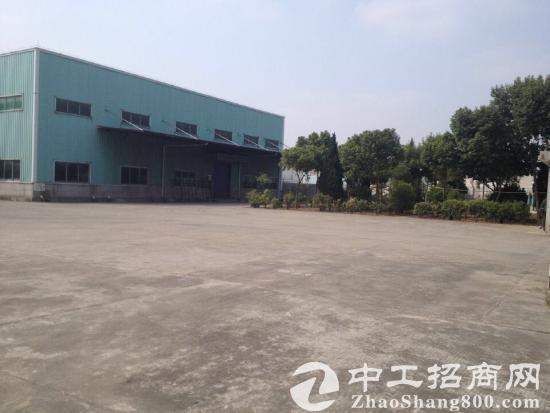 东莞松山湖华为8100国有证厂房低价出售
