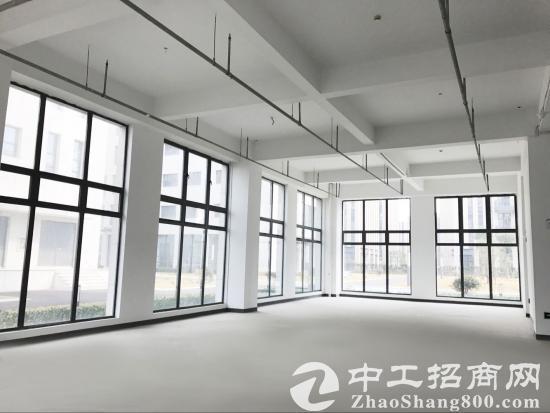 松江漕河泾完善配套研发轻加工104地块交通便利形象佳-图2