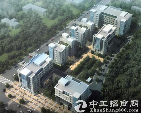松江漕河泾完善配套研发轻加工104地块交通便利形象佳-图4