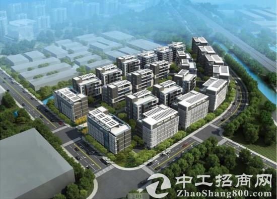 比邻漕河泾小面积400-3000平起售独立50年绿证享税收返还