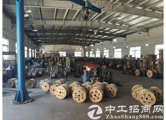 江阴南闸独门独院4200平国土两证齐厂房出售