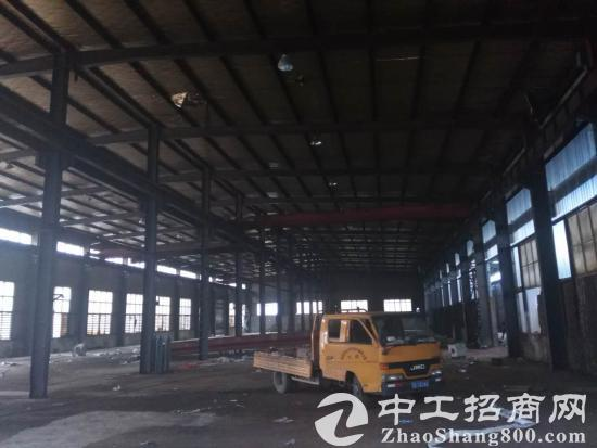 扬名工业园独门独院3500平米机械厂房带办公