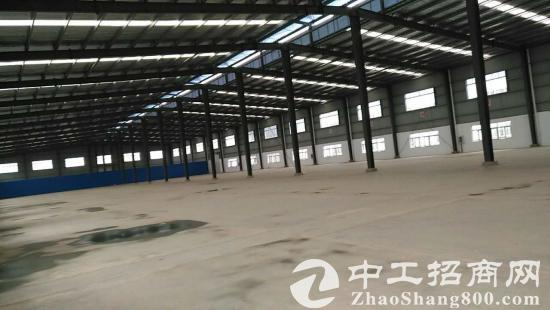 低价出租咸安凤凰工业园优质钢构厂房  可分割-图2