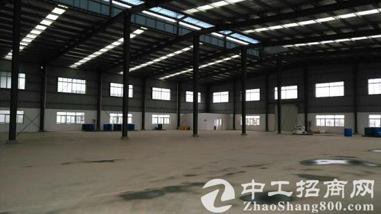 低价出租咸安凤凰工业园优质钢构厂房  可分割-图3