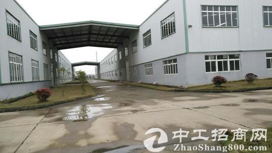 低价出租咸安凤凰工业园优质钢构厂房  可分割-图4