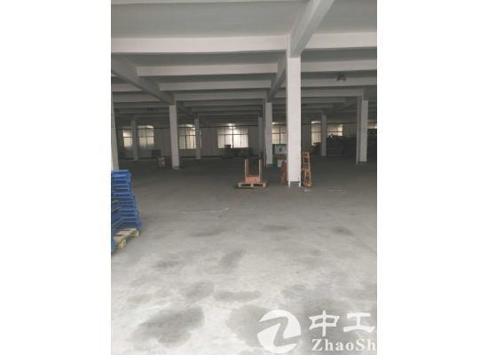 胡埭工业园南区4900平米一层厂房低价出租可分租