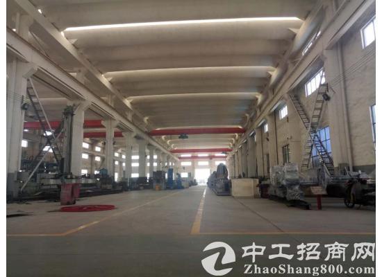 新区梅村30亩国土15000平米单层机械厂房出售