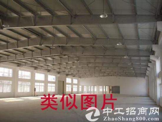 云龙工业区5.5亩1900平方主路旁全单层厂房出售800万
