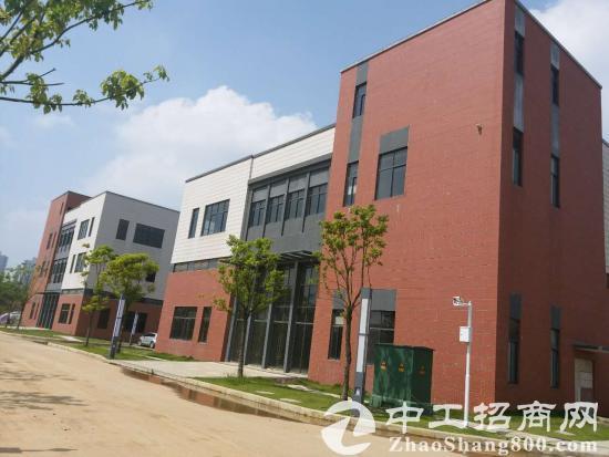葛店经济技术开发区独栋厂房、研发楼出售-图4