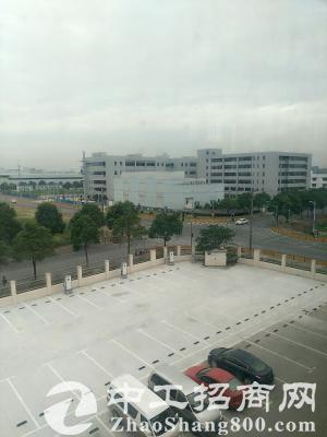 松江工业区1300平厂房104地块层高7.9米