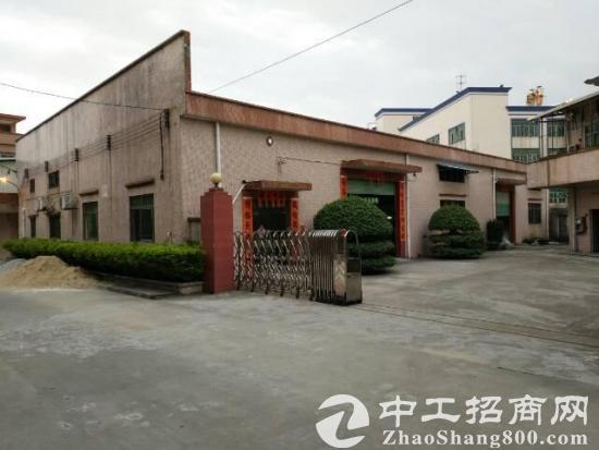 独院标准单一层厂房1200平方,宿舍跟办公室500平方,租金13元