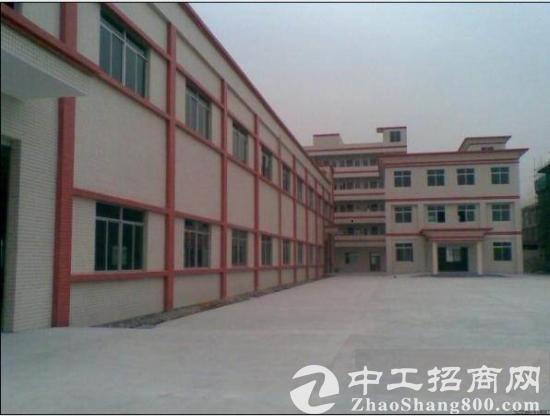 独院标准1-2层厂房3200平方,办公楼400平方,宿舍1400平方