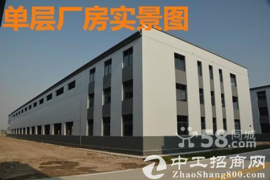 高速旁占地5亩独门独院单层厂房2200-5000平米-图2