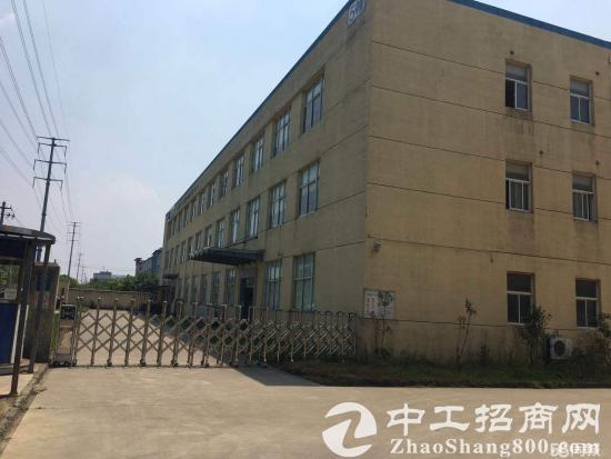 年化百分之八的工业地产项目50亩标准厂房急售