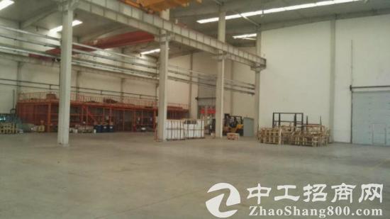 亦庄核心区带天车厂房4000平米出租