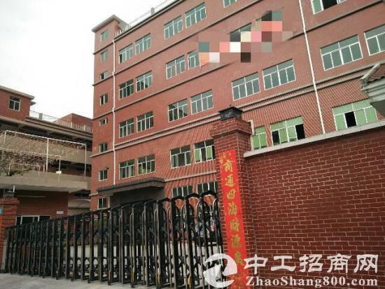 大朗松木山原房东分租3-5层 3900平米,全新厂房招租