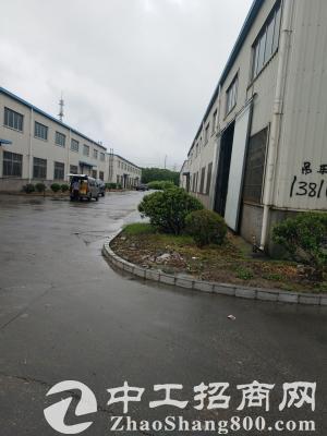 泗泾工业区104可环评单层1300平出租