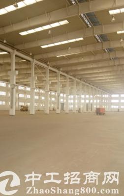 黄浦江路标准厂房出租 层高13米 可架行车