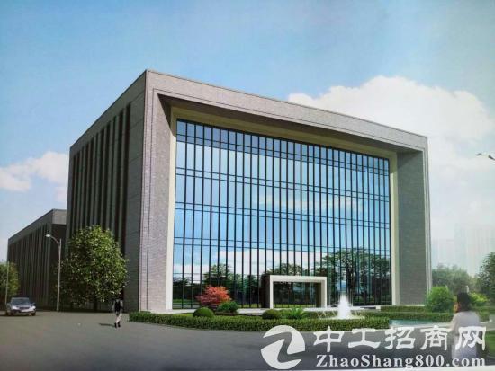 松江工业区104地块近高速口整栋出租外观精美精装修