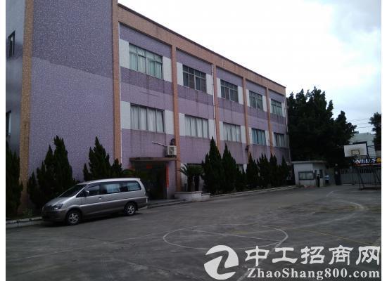 黄江镇建筑 1800 m独院租地合同厂房出售 M5P-03