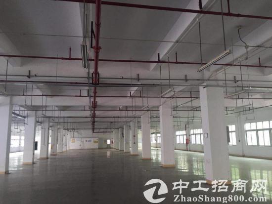 东莞清溪靠深圳23500平米国有证厂房低价出售