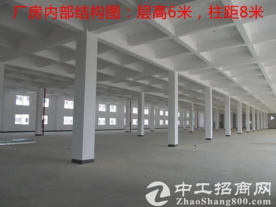 地铁2号线延长线站点,三环旁1000平米框架厂房