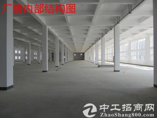 地铁2号线延长线站点,三环旁1000平米框架厂房-图3