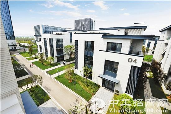 上海人才创业园-嘉善CBD-租金税收减免-图3