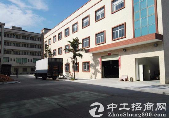 益泓荣工业园500平米带消防喷淋厂房出租