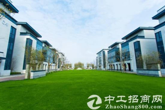 上海人才创业园,形象高端,来电即给租金优惠-图2