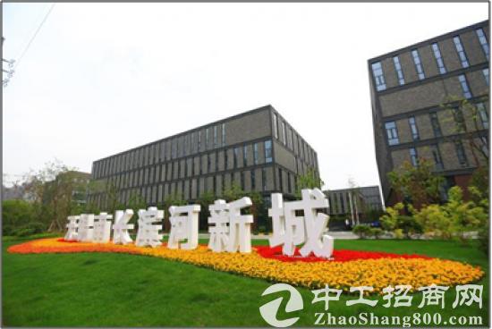 上海1小时经济圈 传感园设备产业园研发楼办公楼出租-图2