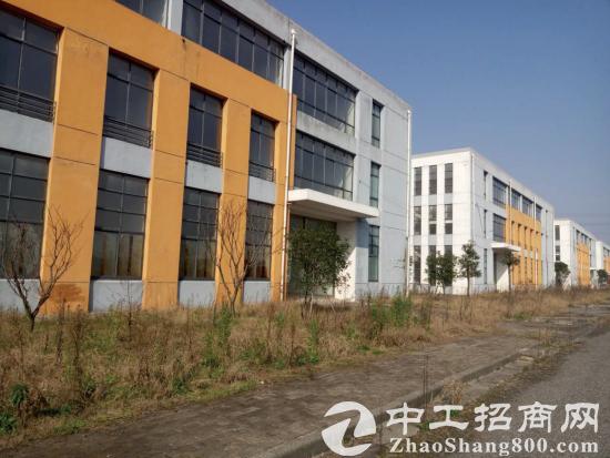 上海周边 万扬工业园2393平火车头厂房出租