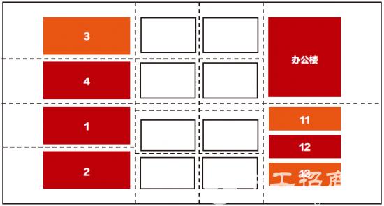 上海周边 万扬工业园2393平火车头厂房出租-图2