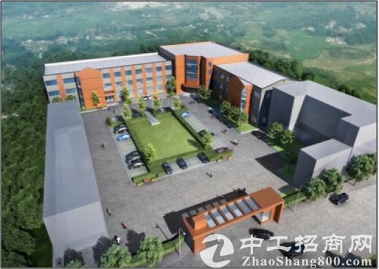 上海周边城市 无锡新型电子产业园2850平办公厂房出租