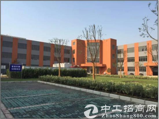 上海周边城市 无锡新型电子产业园2850平办公厂房出租-图2