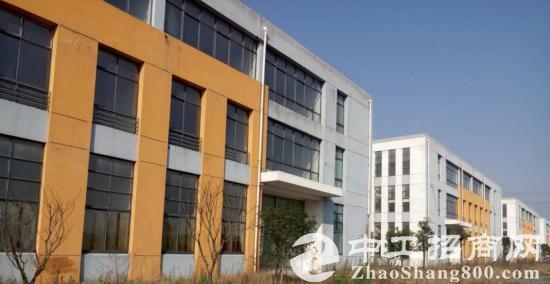 上海周边 火车头独栋厂房2393平出租