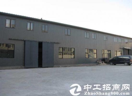 厚街镇道滘新出独院2500平米单一层厂房低价急租