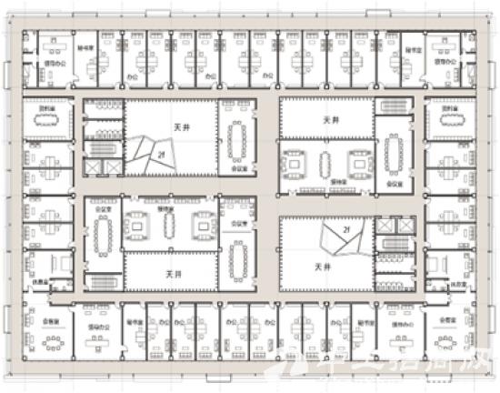 溧水科创中心厂房出租,3690平米,可分租-图2