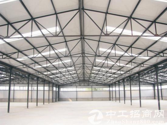 邻近南京 来安钢结构厂房4000平米招商