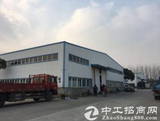 江宁物流工业园出租2600平钢结构厂房